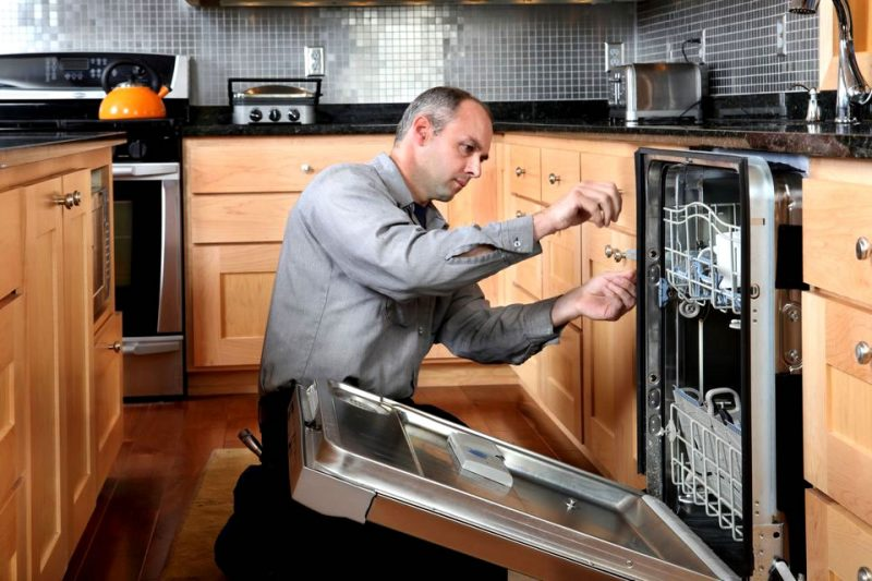 integrated dishwasher installation brisbane