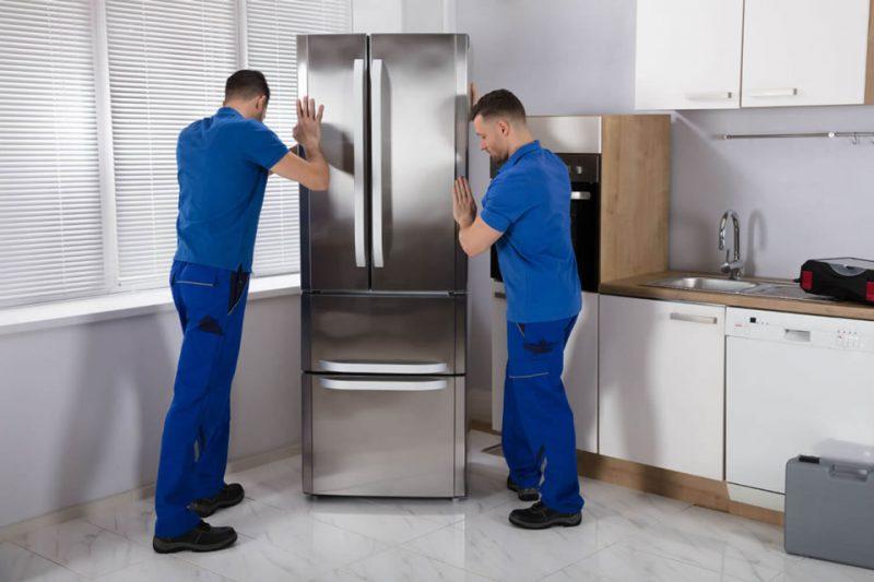 white goods appliances relocated storage Brisbane