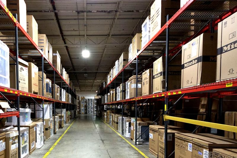 white goods appliances warehouse pick up and installation brisbane